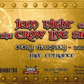 Jam Night at the Crow Live Stage