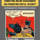 Digital Security Workshop by Feminism In India