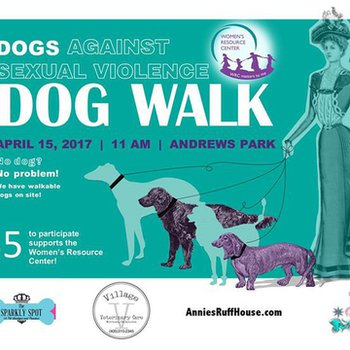 Dogs Against Sexual Violence Dog Walk